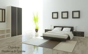 deco moderne chambre déco de chambre beige et taupe idées aménagement