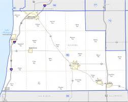 House District Map District 80 Map Michigan House Republicans
