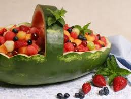 fruit basket watermelon fruit basket recipe recipetips