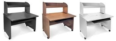 Cherry Laptop Desk by Smartdesks Home Office Computer Desk