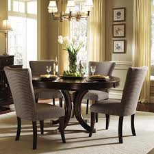 Dining Room Tables For 4 Best Black Industrial Wood Pedestal Dining Room Table With 4