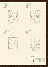 blk 99 parc rosewood parc rosewood block 99 1 bedroom type 99 a 99 b 99 c