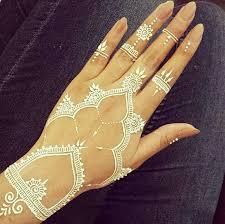 very attractive white henna designs white henna henna designs