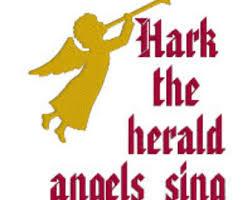 hark the herald etsy