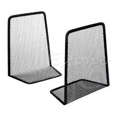 Wire Mesh Desk Accessories by Book Holder Picture More Detailed Picture About 1 Pair Metal
