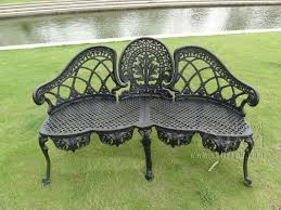 White Metal Outdoor Bench Online Get Cheap Outdoor Benches Metal Aliexpress Com Alibaba Group