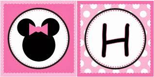 minnie mouse sweet free printable party kit kids birthdayz