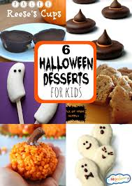 6 easy halloween desserts for kids momables