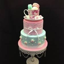 kitchen tea cake ideas kitchen tea cake with macarons cake by cjsweettreats cakesdecor