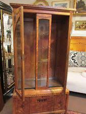 Antique German Display Cabinet German Furniture Ebay