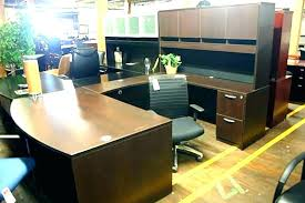 Maple Desks Home Office Maple Desks Home Office U Shaped Desk Used Charming For Design