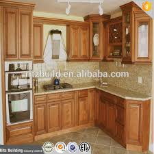 Water Resistant Kitchen Cabinet Made By China Kitchen Manufacturer - Chinese kitchen cabinet manufacturers