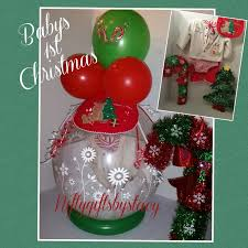 Nashville Gift Baskets Christmas Stuffed Gift Balloon By Niftygiftsbystacy