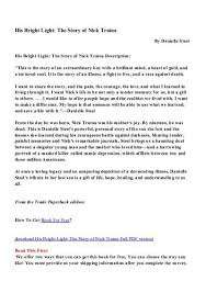 his bright light danielle steel free ebook download his bright light the story of nick traina pdf ebooks free