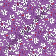 luxury christmas wrapping paper purple christmas mistletoe luxury wrapping paper morellis