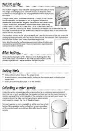 Water Challenge Tutorial Background For Water Testing With World Water