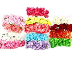 flowers in bulk 12 paper flowers one dozen white roses artificial flowers