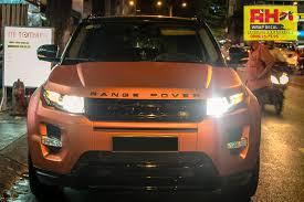 matte orange range rover wrap matte orange range rover u2013 ah wrap decal u2013 wrap đổi màu xe