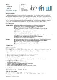 cover letter sample executive assistant within for office