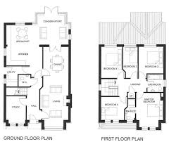 five bedroom houses 53 best floor plans images on architecture home and