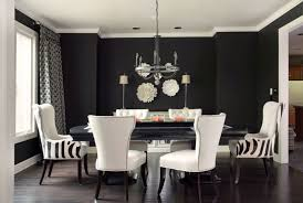 Interior Designs For Kitchen And Living Room by Black Walls Ideas For Your Modern Interiors 47 Pictures
