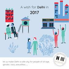 Colors In 2017 A Wish For Delhi In 2017