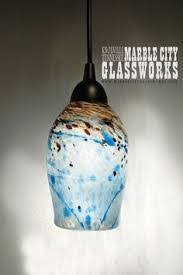 turquoise blue glass pendant lights art gallery glass pendant 5 colors over breakfast bar sea