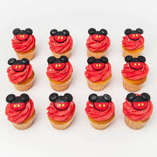 mickey mouse cupcakes mickey mouse the cupcake room