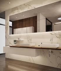 40 warm stone bathroom design ideas that you will instantly fall for bathroom design alluring cube stone washbasin wall amazing white marble on wall with big mirror