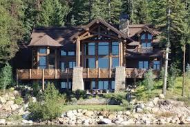 large cabin plans 3 large log house plans big sky log home plan floor plans gallery