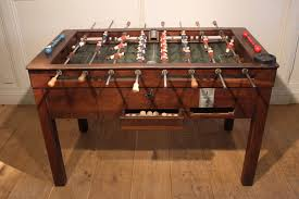 vintage foosball table for sale sold 1930s vintage foosball table antique miscellaneous