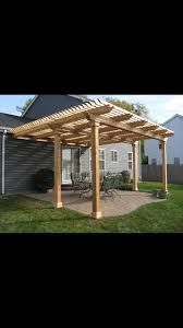 Pergola Plastic Roof by 10 Best Pergola Images On Pinterest Pergola Patio Ideas And