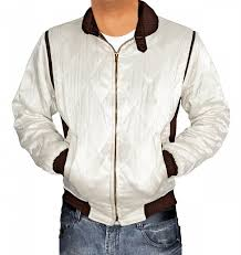 drive jacket replica drive jacket white satin mens quilted jacket best seller at