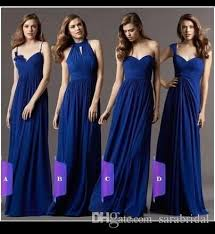 cheap royal blue bridesmaid dresses cheap royal blue bridesmaid dresses cheap chiffon different