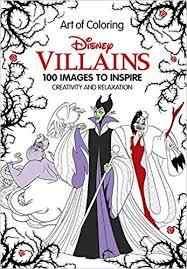 art coloring disney villains 100 images inspire creativity