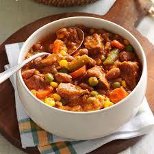 zesty beef stew recipe taste of home
