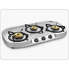Cooktop Price Buy Sunflame Optra 3 Burner Gas Stove Online At Low Prices In
