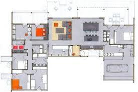 plan maison plain pied 4 chambres avec suite parentale plan de maison 2 chambres plan maison plain pied 2 chambres with