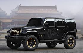 jeep arctic edition 2012 jeep wrangler dragon design concept pictures news research