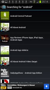 podcast android podkeeper search and listen to podcasts on android