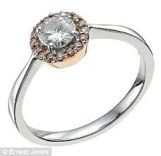 coloured diamonds rings images Kelly clarkson is latest star to say 39 i do 39 to a coloured jpg
