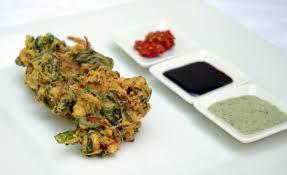 cuisine epinard cuisine indienne pakoras d épinard en vidéo de cuisine