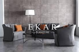 classical gray color modern sofa set living room design a18