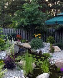 Small Backyard Pond Ideas 20 Beautiful Backyard Pond Ideas Home Design And Interior