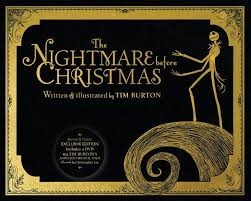 the nightmare before b n exclusive edition by tim