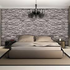 Wandfarbe Schlafzimmer Graues Bett Funvit Com Wohnzimmer Schwarz Grau