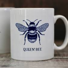 Design Mug by Personalised Bee Design Mug By Auntie Mims Notonthehighstreet Com