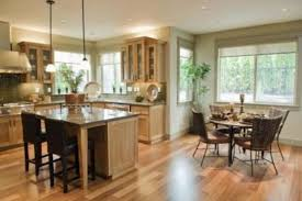 small open kitchen design with modern space saving design small
