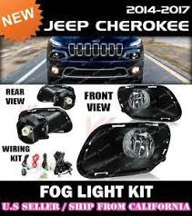 14 15 16 17 18 jeep cherokee fog light driving lamp kit w switch