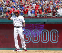 3000 leagues in search of mother baseball beltre u0027s kids help celebrate 3 000th hit sports the